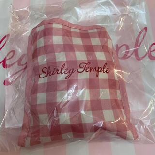 シャーリーテンプル(Shirley Temple)のシャーリーテンプル エコバッグ S 新品(トートバッグ)