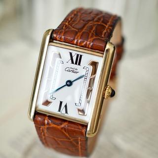 Cartier - 美品✨カルティエ マストタンク スリーカラー✨ロレックス オメガ エルメス