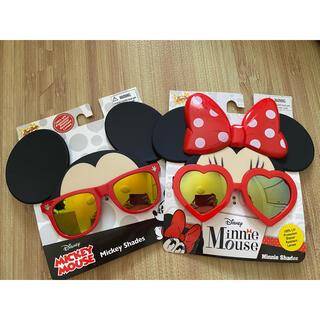 ディズニー(Disney)のパーティーグラス ミッキー&ミニー(コスプレ)