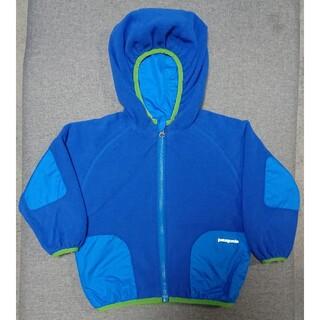 パタゴニア(patagonia)のパタゴニア フリースジャケット リバーシブル キッズ・ベビー 2T       (ジャケット/コート)