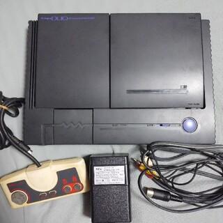 エヌイーシー(NEC)のPCエンジンDUO 本体セット2(家庭用ゲーム機本体)
