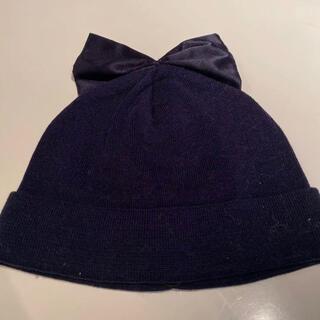 カシラ(CA4LA)のFederica Moretti フェデリカモレッティ ニット帽(ニット帽/ビーニー)