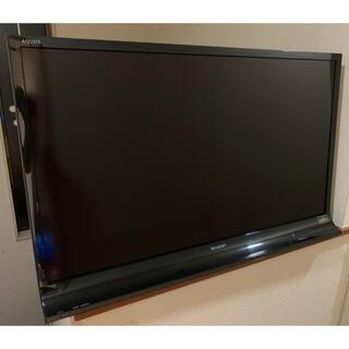 アクオス(AQUOS)のSHARP アクオス 40V型 LED液晶テレビ 外付録画対応 上向きスタンド(テレビ)