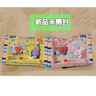 バンダイ(BANDAI)のBT21 グミ ラバーマスコット付き 2袋(菓子/デザート)
