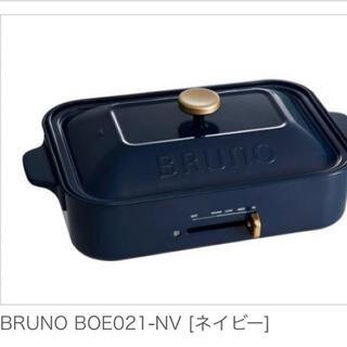 I.D.E.A international - BRUNO コンパクトホットプレート ノーベル製菓 ブルーノ BOE021-NV