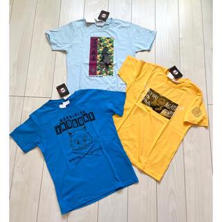バンダイ(BANDAI)の専用です★★新品 BANDAI 鬼滅の刃 Tシャツ 3点セット (Tシャツ/カットソー(半袖/袖なし))