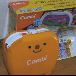 コンビ(combi)のコロコロあいうえお 英語 知育教材(知育玩具)