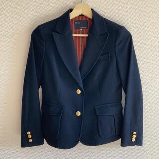 イエナ(IENA)のIENA ジャケット ブレザー ネイビー 紺 金ボタン(テーラードジャケット)