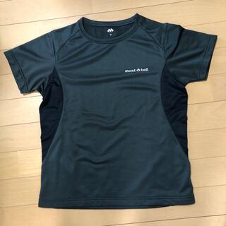 モンベル(mont bell)のリバストン様専用 mont-bell Tシャツ レディース(Tシャツ(半袖/袖なし))