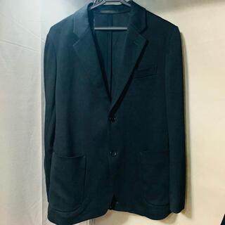 UNIQLO - コンフォートジャケット ブラック UNIQLO メンズ
