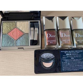 クリスチャンディオール(Christian Dior)の専用Dior ナイトバード セット ネイルのみ(マニキュア)