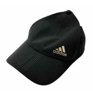 アディダス(adidas)の☆大人気☆ アディダス ゴルフ キャップ ウィメンズ シルバーロゴキャップ 新品(キャップ)