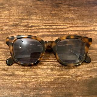 ビューティアンドユースユナイテッドアローズ(BEAUTY&YOUTH UNITED ARROWS)の金子眼鏡 ビューティ&ユース コラボ サングラス(サングラス/メガネ)