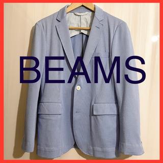 ビームス(BEAMS)の美品 BEAMS ビームス テーラードジャケット メンズ(テーラードジャケット)