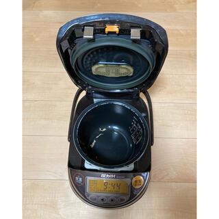 ゾウジルシ(象印)の象印 圧力IH炊飯器 5.5合 NP-ZC10KS(炊飯器)