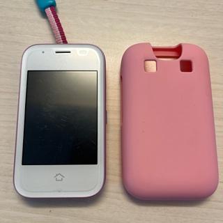 エーユー(au)のよぴ様専用 マモリーノ5 mamorino5 ラベンダー au キッズ携帯 (携帯電話本体)