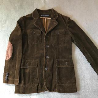 ラルフローレン(Ralph Lauren)のコーディロイ製ジャケット ブラウン(テーラードジャケット)