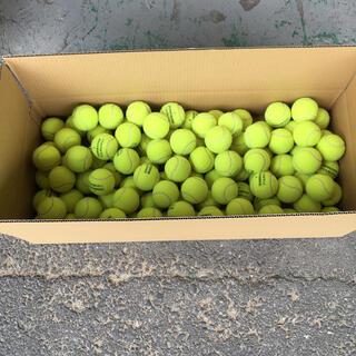 7 硬式テニス中古ボール100球