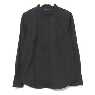 アニエスベー(agnes b.)のアニエスベー  スタンダードカラーシャツ 36(シャツ/ブラウス(長袖/七分))
