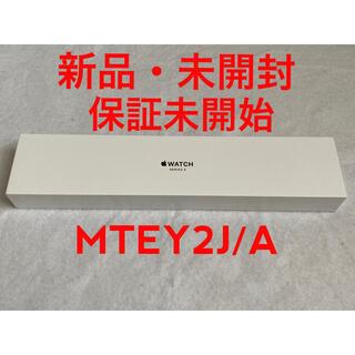 アップルウォッチ(Apple Watch)のApple Watch series3 GPSモデル 38mm MTEY2J/A(その他)