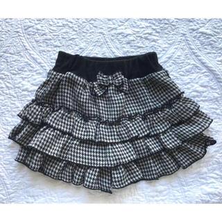 ニシマツヤ(西松屋)のショートパンツ スカパン 120 cm(スカート)