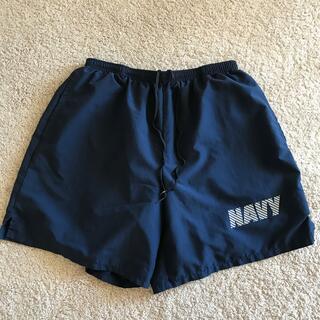 ニューバランス(New Balance)のアメリカ製ニューバランスUS NAVY ジムランニング ショーツ(ショートパンツ)