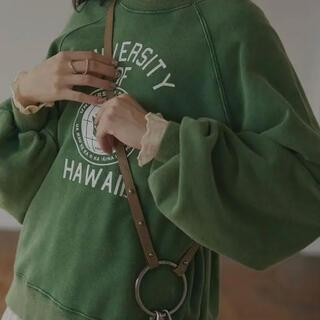 アメリヴィンテージ(Ameri VINTAGE)のAMERI HAWAII COLLEGE TOP(トレーナー/スウェット)