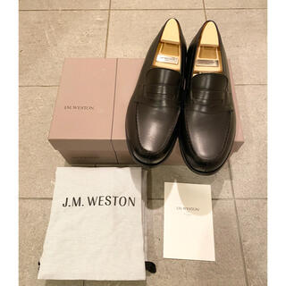 J.M. WESTON - 【極美品】JM WESTON  180 Signature ローファー