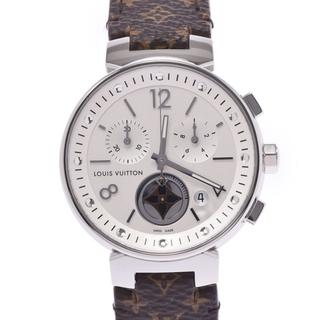ルイヴィトン(LOUIS VUITTON)のルイヴィトン  タンブール ムーンスター MM 腕時計(腕時計)