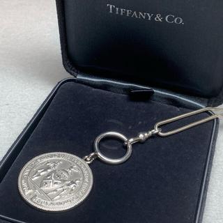ティファニー(Tiffany & Co.)のANTIQUE TIFFANYティファニー 1903 NYC メダル ネックレス(ネックレス)