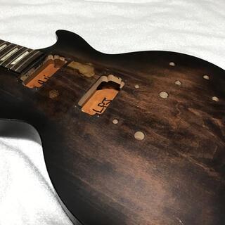 ギブソン(Gibson)のGIBSONレスポール抜け殻(エレキギター)
