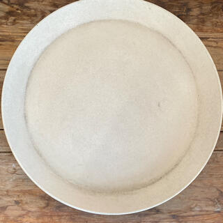 合成樹脂製 受け皿 ホワイト 直径26.8cm(プランター)