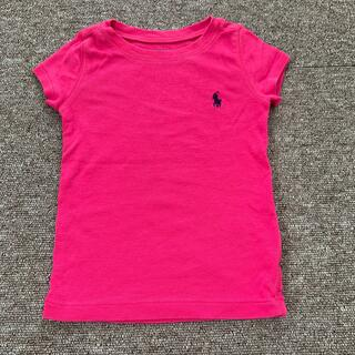 POLO RALPH LAUREN - POLO RALPH LAUREN Tシャツ ピンク 3T