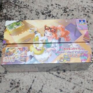 ポケモンカードゲーム ラバープレイマットセット ソニア 2セット(Box/デッキ/パック)