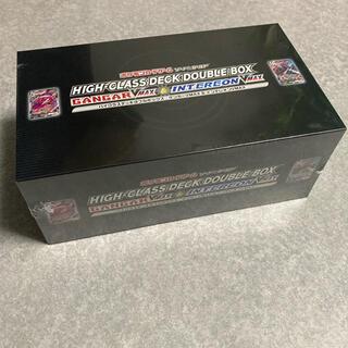 ポケモン(ポケモン)のハイクラスデッキダブルBOX ゲンガー インテレオン(Box/デッキ/パック)