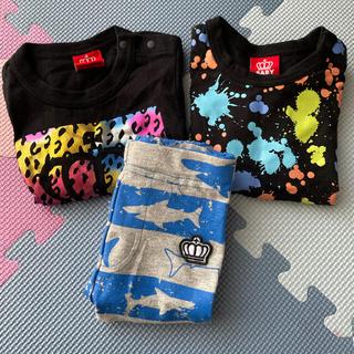 ベビードール(BABYDOLL)のベビードール Tシャツパンツセット(Tシャツ)