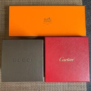 カルティエ(Cartier)のブランド箱まとめ+カルティエ クリーナー 全4点(その他)