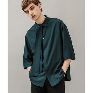 ステュディオス(STUDIOUS)のCULLNI 21SS リボンタイシャツ(シャツ)