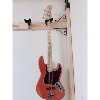 フェンダー(Fender)のjazz bass fender player (エレキベース)