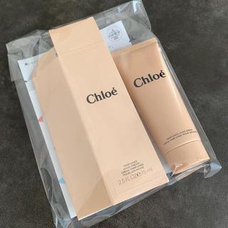 Chloe - ⭕️新品未開封⭕️クロエ⭐️ハンドクリーム