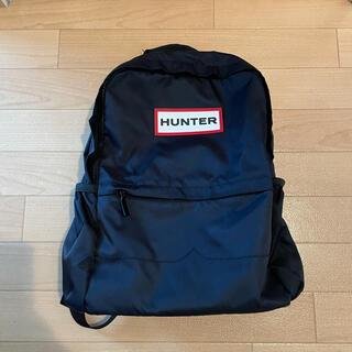 ハンター(HUNTER)のHUNTER  バックパック UBB5028KBM BL (リュック/バックパック)