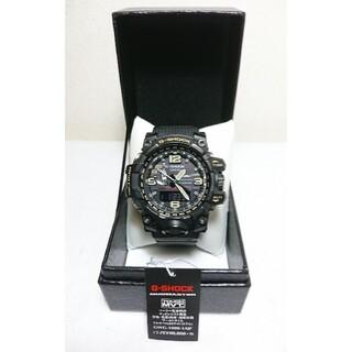 ジーショック(G-SHOCK)のG-SHOCK マッドマスター GWG1000-1AJF ソーラー電波時計 (その他)