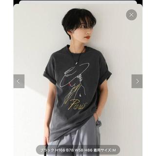 ジャーナルスタンダード(JOURNAL STANDARD)のJOURNAL STANDAD Tシャツ ダークグレー(Tシャツ/カットソー(半袖/袖なし))