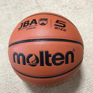 molten - バスケットボール 5号 ミニバス 室内