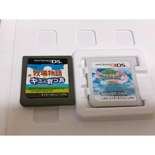 任天堂 - 3DSとDSカセット ソフトセット