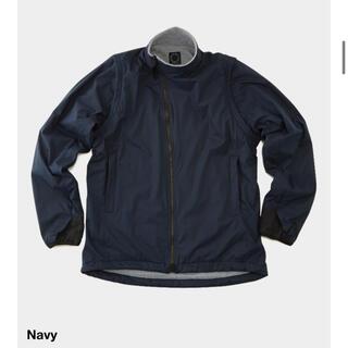 THE NORTH FACE - 新品未使用 山と道 Light Alpha Vest/Jacket NAVY L