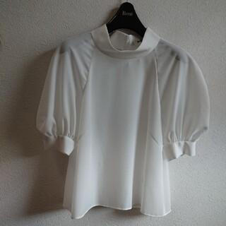 ルネ(René)のルネ ブラウス(シャツ/ブラウス(半袖/袖なし))