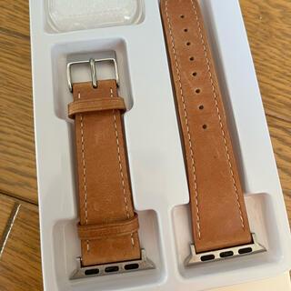 Apple Watch - apple watch 革ベルト