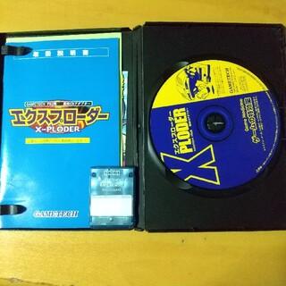 プレイステーション2(PlayStation2)のゲームの特効薬エクスプローダーX-PLODER+PS2用SONY純正メモカ(その他)