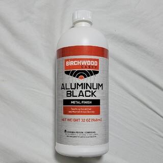 バーチウッド アルミニウムブラック(その他)
